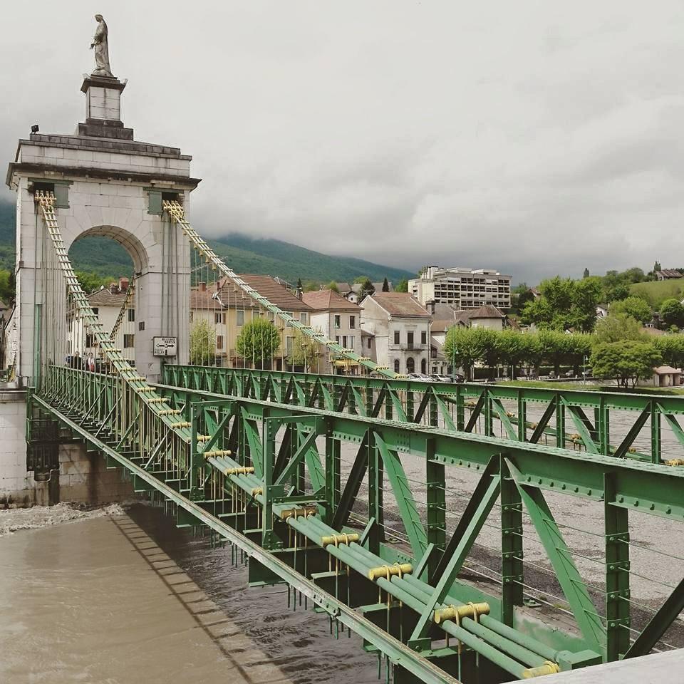 Seyssel, Haute Savoie (74) En 2014